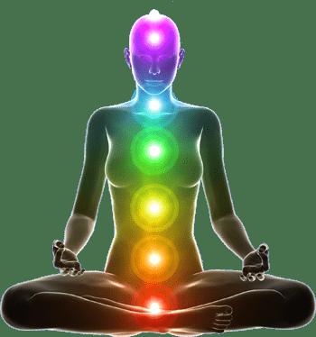 Terapia Chakras